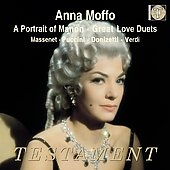 A Portrait of Manon - Great Love Duets / Anna Moffo, et al
