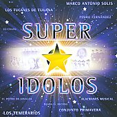 Various Artists: Super Estrellas Idolos