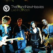 The Brand New Heavies: Live in London [Digipak]