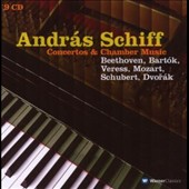 András Schiff: Concertos & Chamber Music