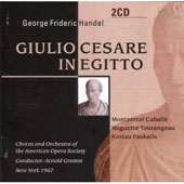 Handel: Giulio Cesare in Egitto