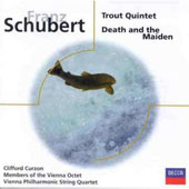 Schubert: Trout Quintet; Death and the Maiden