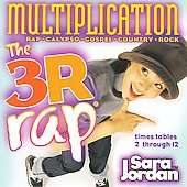 Sara Jordan: The 3R Rap (Multiplication)