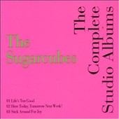 The Sugarcubes: Complete Studio Albums Box
