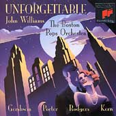 John Williams (Film Composer)/Boston Pops Orchestra: Unforgettable