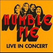Humble Pie: Live in Concert