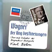 Wagner: Der Ring des Nibelungen / B&ouml;hm