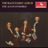 The Bach Family Album