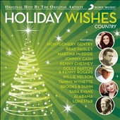 Various Artists: Holiday Wishes: Country