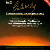 Widor: Organ Symphonies / Wisskirchen, Hempfling