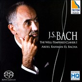 J.S. Bach: The Well-Tempered Clavier I