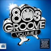 Various Artists: 80s Groove, Vol. II