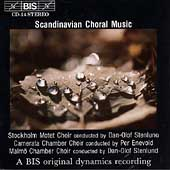 Scandinavian Choral Music / Stenlund, Enevold, et al