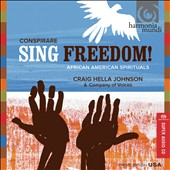 Sing Freedom!: African-American Spirituals / Company of Voices