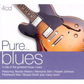 Various Artists: Pure... Blues [Digipak]