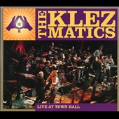 The Klezmatics: Live at Town Hall [Digipak] *