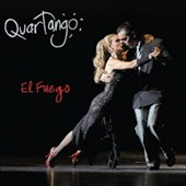 Quartango: El Fuego [Digipak] *