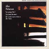 Pettersson: Symphony No 2, Symphonic Movement / Francis, BBC