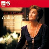 Kiri Te Kanawa Sings Verdi & Puccini / Pritchard
