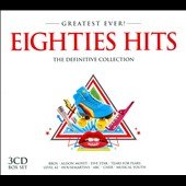 Various Artists: Greatest Ever! Eighties Hits: The Definitive Collection [Box]