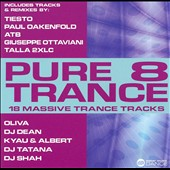 Various Artists: Pure Trance, Vol. 8