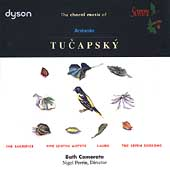 Tucapsky: Choral Music - The Sacrifice, Lauds, etc / Perrin, Bath Camerata