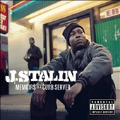 J. Stalin: Memoirs of a Curb Server [PA] [Digipak]