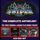 Spider (UK): The  Complete Anthology [Box] *