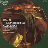 Bach: Brandenburg Concertos / Brandenburg Consort