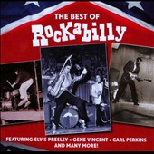 Various Artists: The Best of Rockabilly