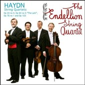 Haydn: String Quartets Opp. 20, 64, 76 & 103 / Endellion String Quartet