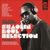 RZA: The RZA Presents Shaolin Soul Selection, Vol. 1