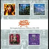 King Diamond: The Complete Roadrunner Collection 1986-1990 [Box] *