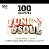 Various Artists: 100 Hits: Funk & Soul [Box]