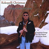 Douglas Blue Feather: Kokopelli Christmas