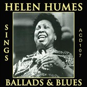 Helen Humes: Sings Ballads & Blues