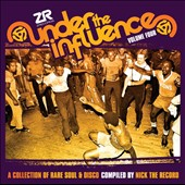Nick The Record: Under the Influence, Vol. 4: Compiled By Nick The Record [9/6]