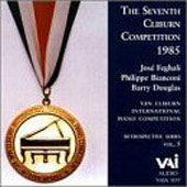 Van Cliburn Competition Retrospective Series Vol 5