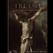 Robert E. Barron: Tre Ore: The Seven Last Words of Christ [Digipak]