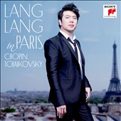 Lang Lang in Paris - Chopin: Scherzos Nos. 1 - 4; Tchaikovsky: The Seasons, Op. 37a / Lang Lang, piano [CD only]
