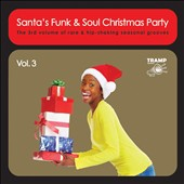 Various Artists: Santa's Funk & Soul Christmas Party, Vol. 3