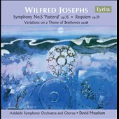 Wilfred Josephs (1927-1997): Symphony No. 5