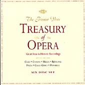 The Prima Voce Treasury of Opera Vol 1