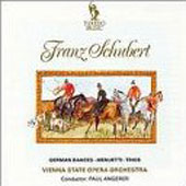 Schubert: German Dances, etc / Angerer, Vienna State Opera