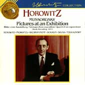 Mussorgsky: Pictures at an Exhibition, etc / Horowitz