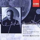 Beethoven: Piano Sonatas / Stephen Kovacevich