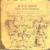 PDQ Bach: Black Forest Bluegrass