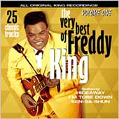 Freddie King: The Very Best of Freddy King, Vol. 1