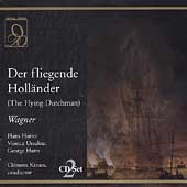 Wagner: Der Fliegende Hollander / Krauss, Hotter, et al