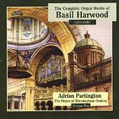 Harwood: Complete Organ Works Vol 2 / Adrian Partington